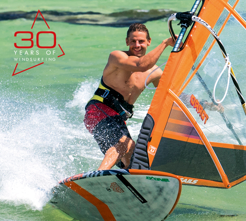 Gun Sails - 30 Years of Windsurfing