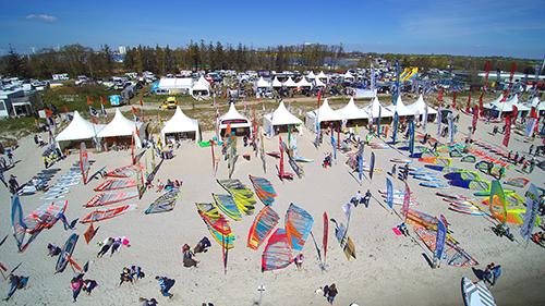 Gun Sails - Surf Festival Fehmarn