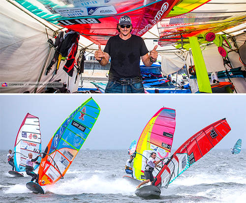 Gun Sails - Finian Maynard PWA Japan